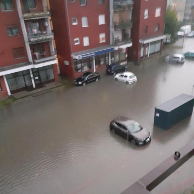 Potop u Županji