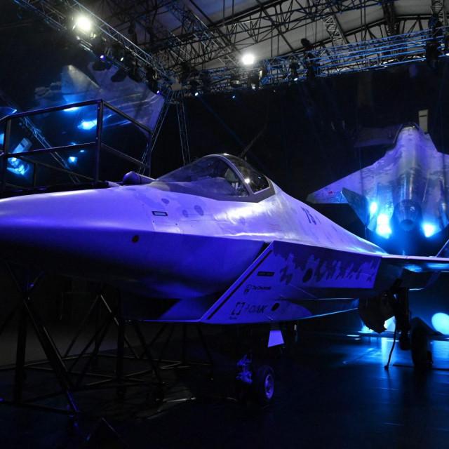 Prototip borbenog aviona 'Šah-mat'
