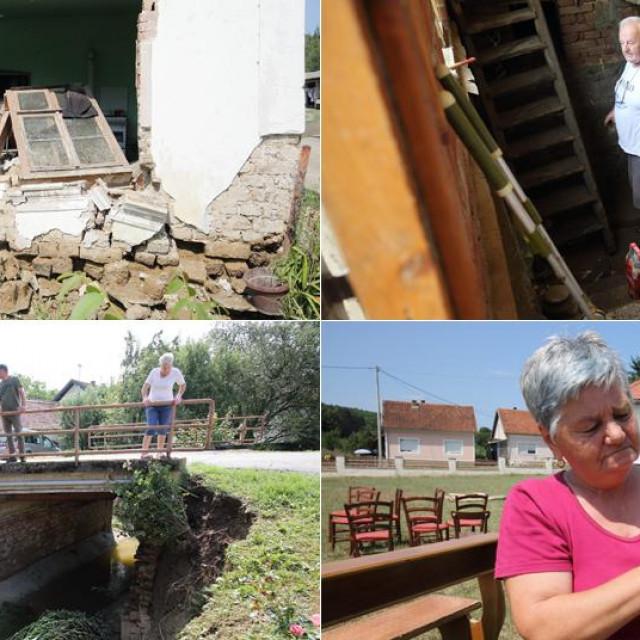 Posljedice poplava u Slavoniji