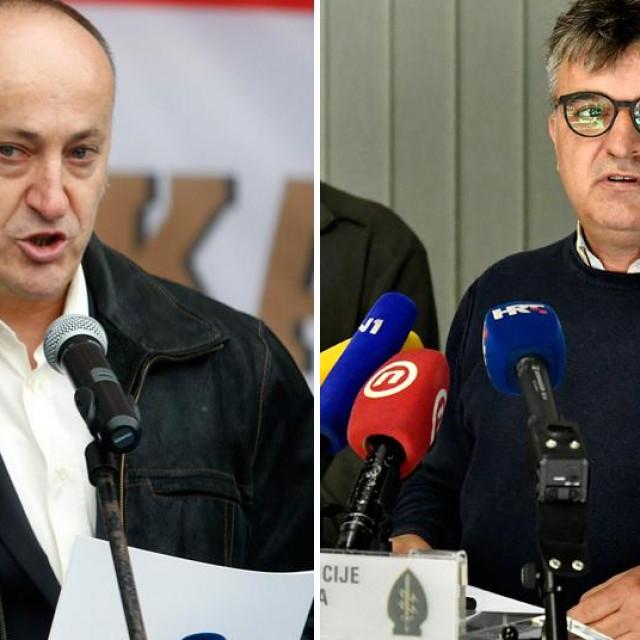 Ilija Vučemilović, Zoran Maras