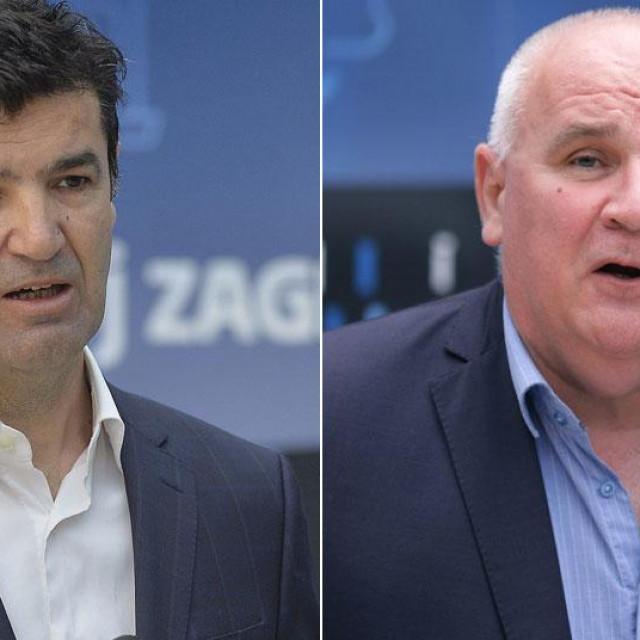 Miro Laco i Vjekoslav Jeleč