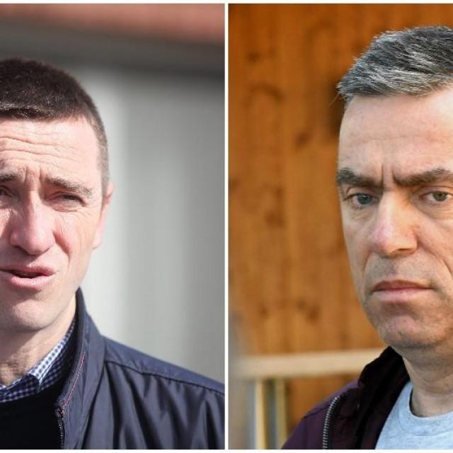 Ivan Penava i Stipo Mlinarić Ćipe