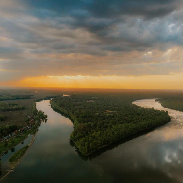 Rijeke Drava i Dunav