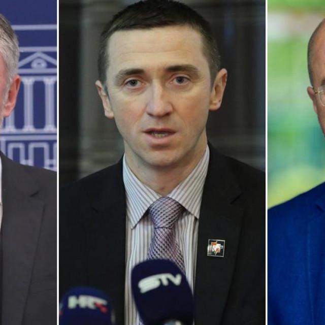 Miroslav Škoro, Ivan Penava, Mario Radić