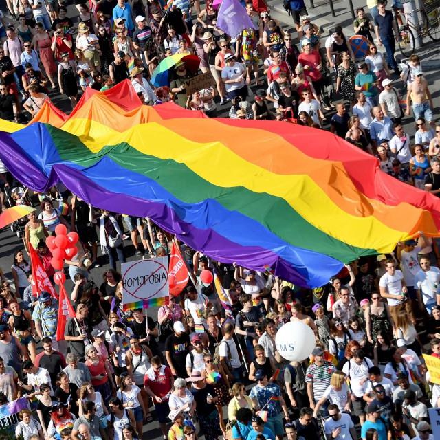 Parada ponosa u Budimpešti 2019. godine