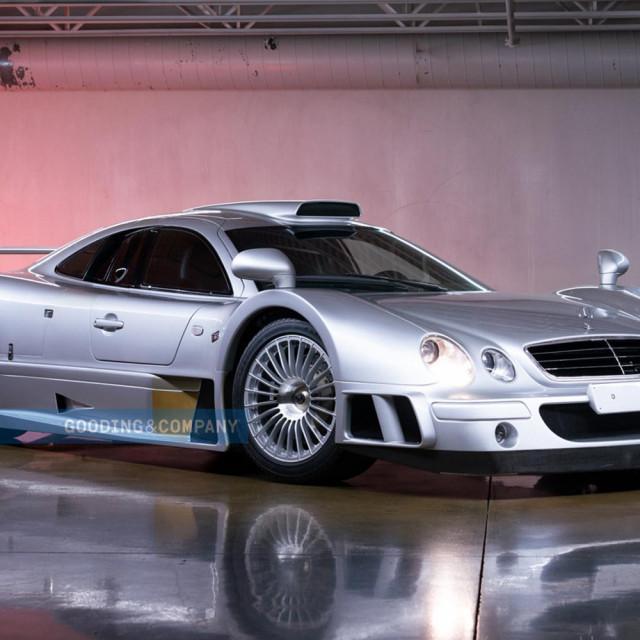 1998 Mercedes CLK GTR