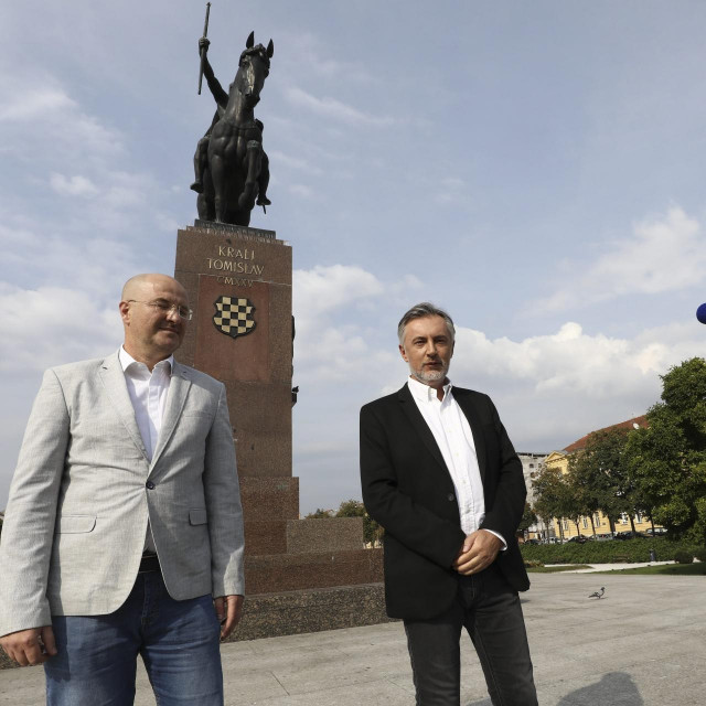 Miroslav Škoro i Mario Radić