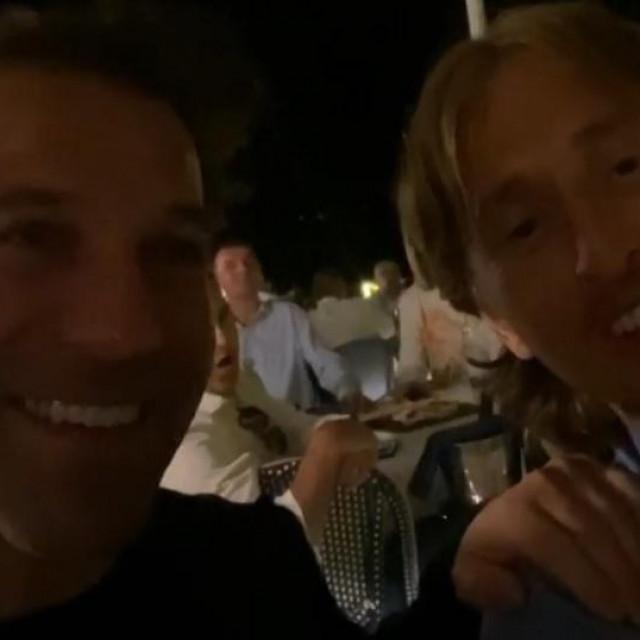 Del Piero i Modrić