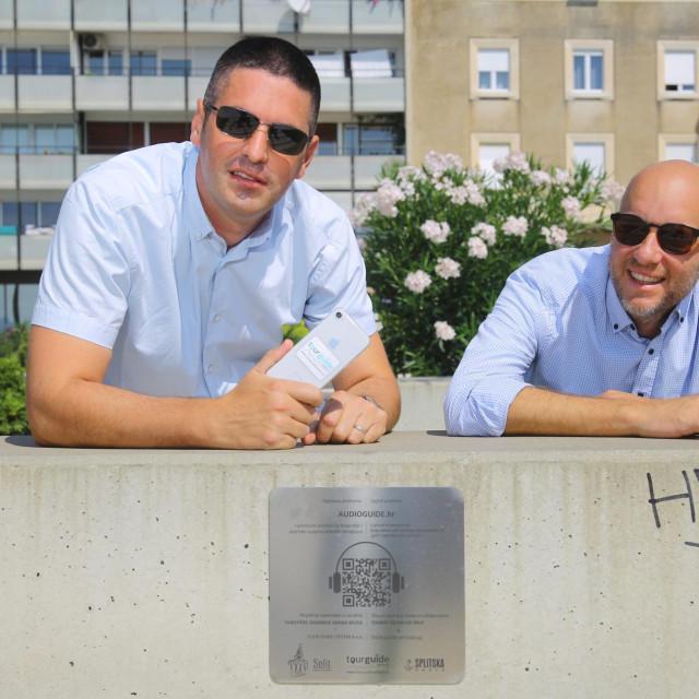 Goran Gavrić i Nenad Bogunović