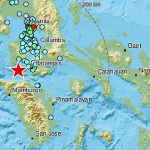 Potres na Filipinima