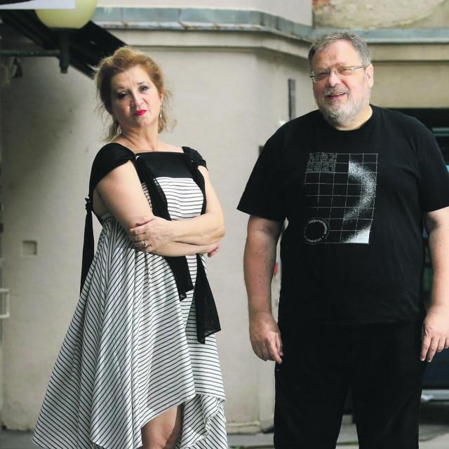 Mirjana Dugandžija i Mladen Tarbuk