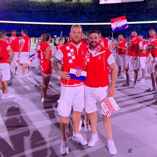 Luka Plantić i Tomislav Bašić