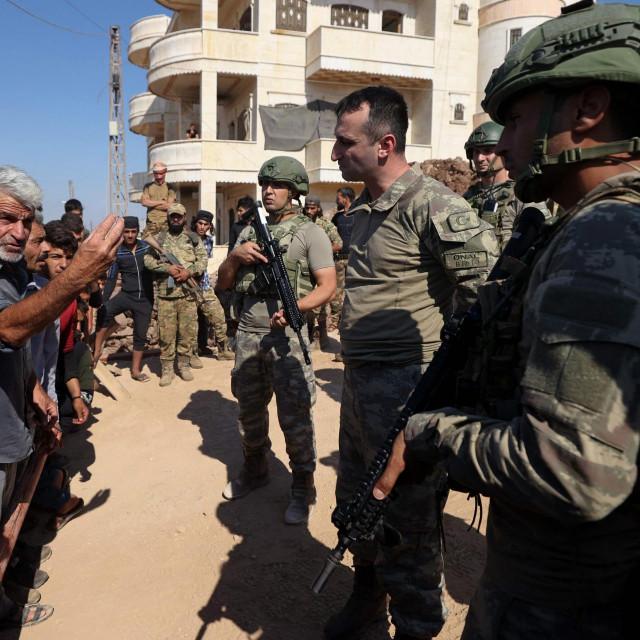 Turski vojnici u Siriji