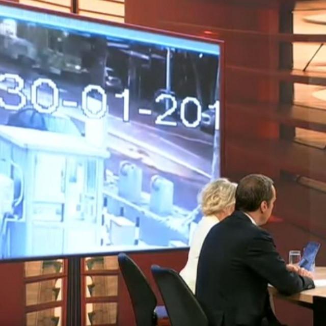Aleksandar Vučić tijekom gostovanja na TV Pink