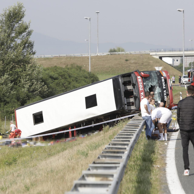 Prizor nesreće