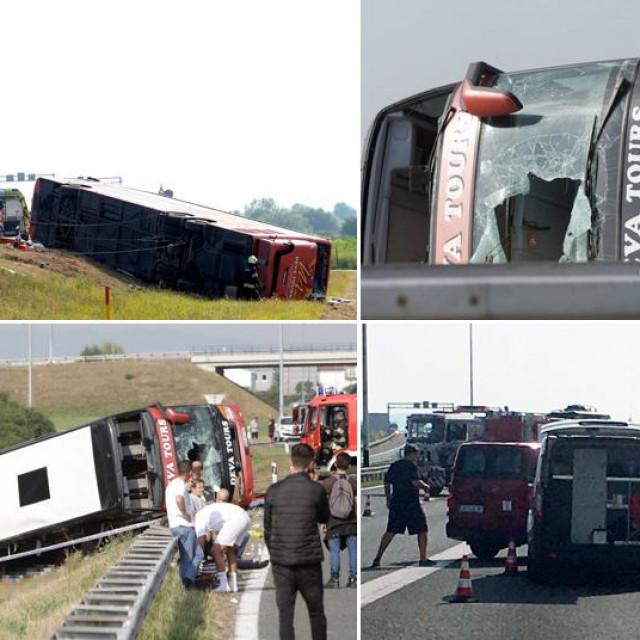 Teška prometna nesreća kod Slavonskog Broda