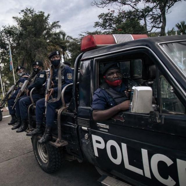 Policija DR Konga
