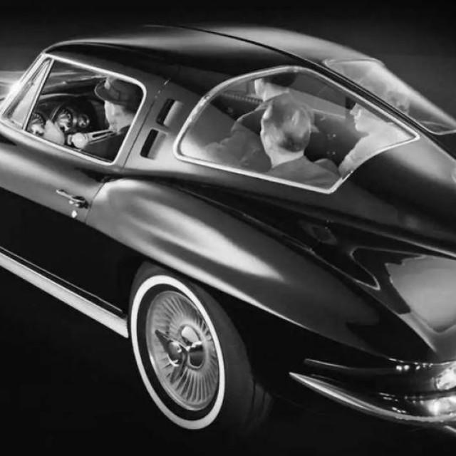 1962 Chevrolet Corvette (koncept)