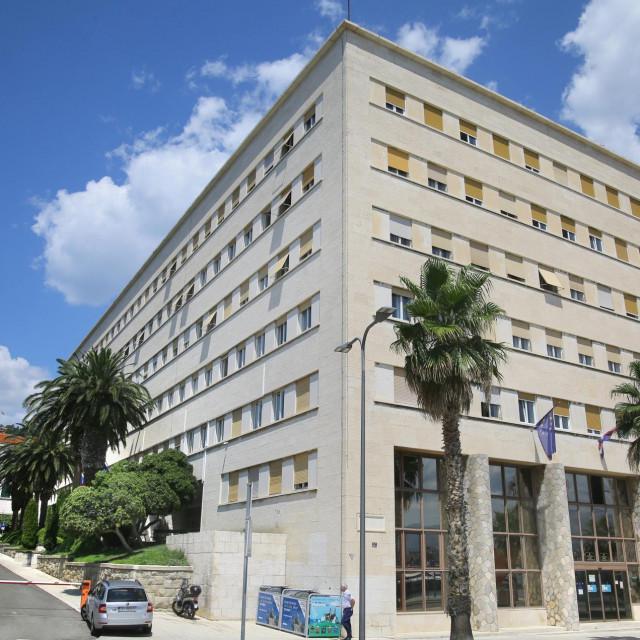 Zgrada gradske uprave u Splitu