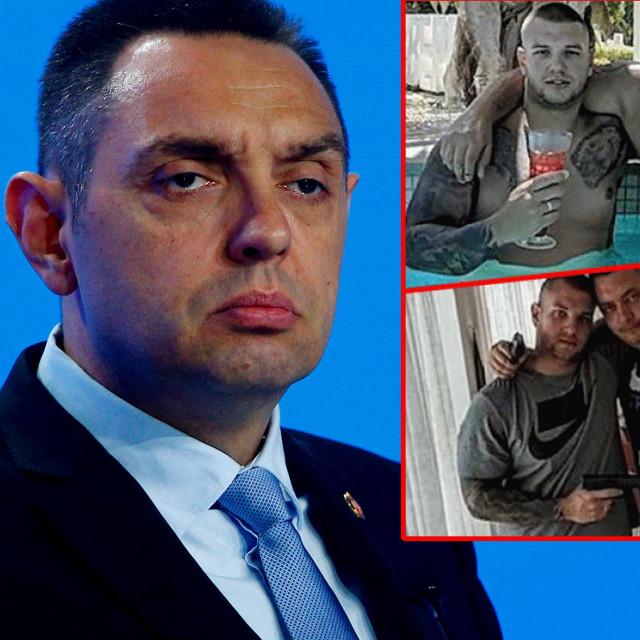 Aleksandar Vulin i srpski mafijaši