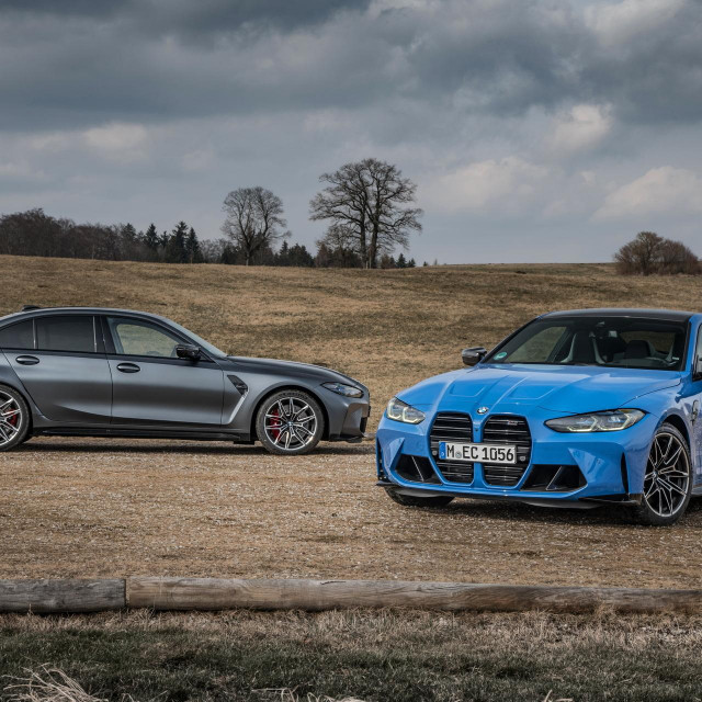 2021 BMW M3 i M4