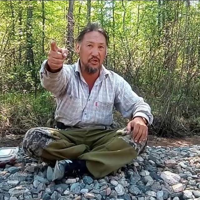 Šaman Aleksandar Gabišev