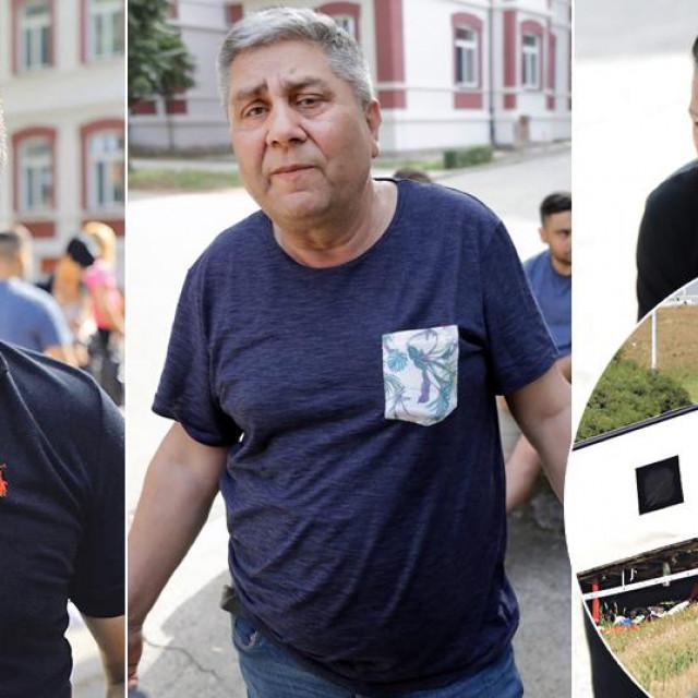 Članovi obitelji stradalih u nesreći