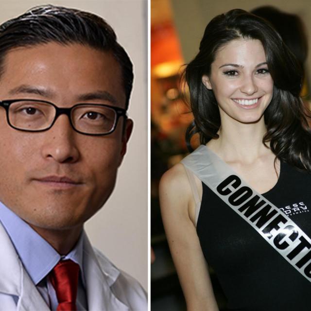 Dr. Kim i supruga Regina Turner