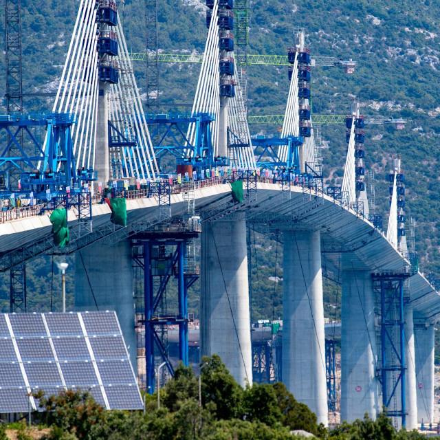 Pelješki most<br />