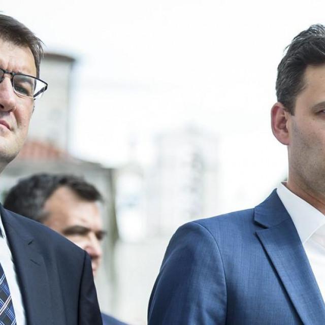 Ivica Ledenko i Božo Petrov