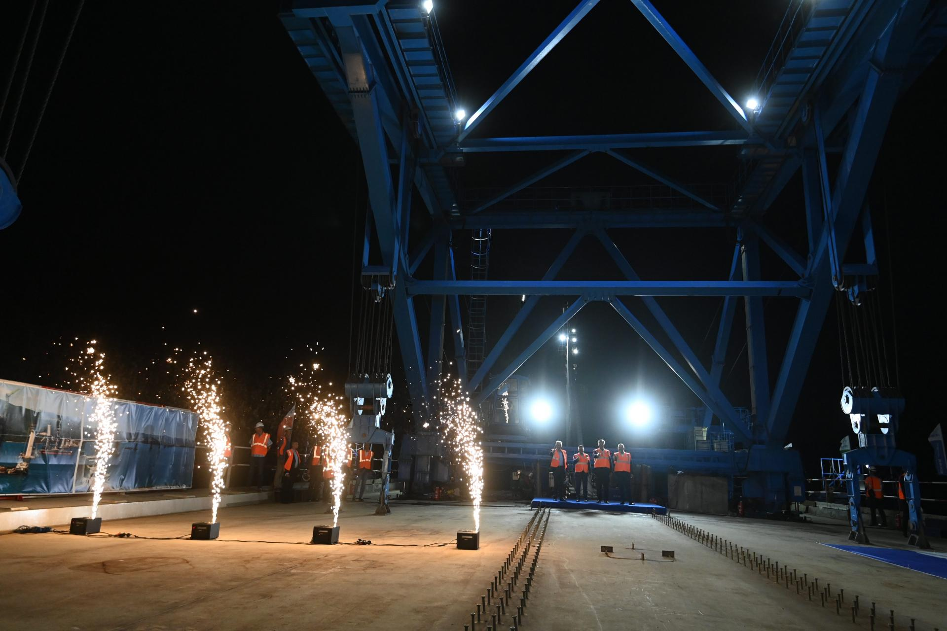 Pelješki most   Tom Dubravec/Cropix