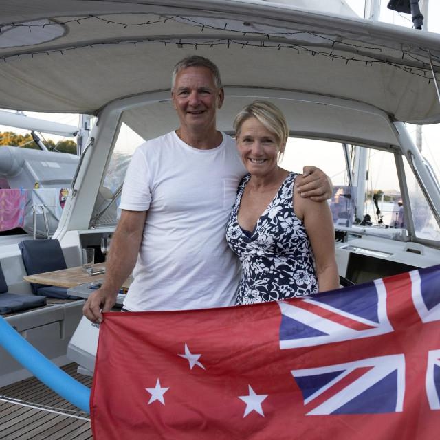 Steve Herstell i Delia King