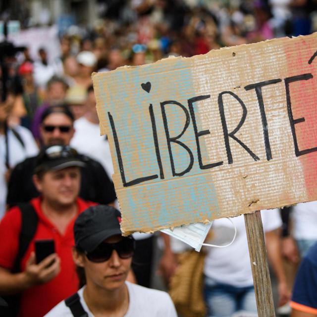 prosvjedi u Francuskoj