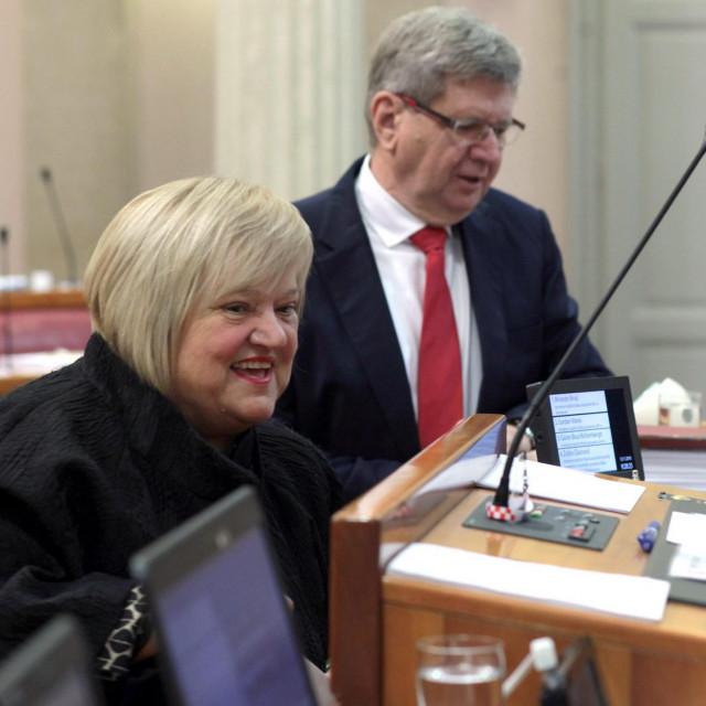 Anka Mrak Taritaš, Mirando Mrsić<br /> <br />