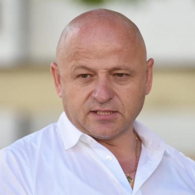 Bore Mršić, voditelj krim službe