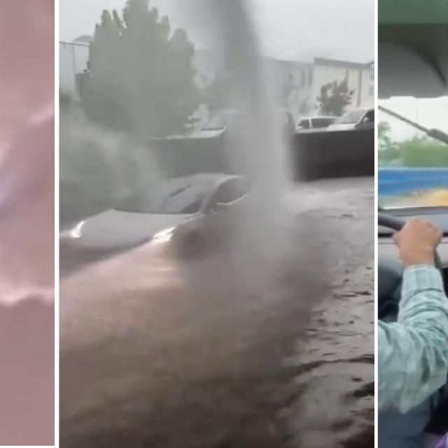 Tesla, poplave