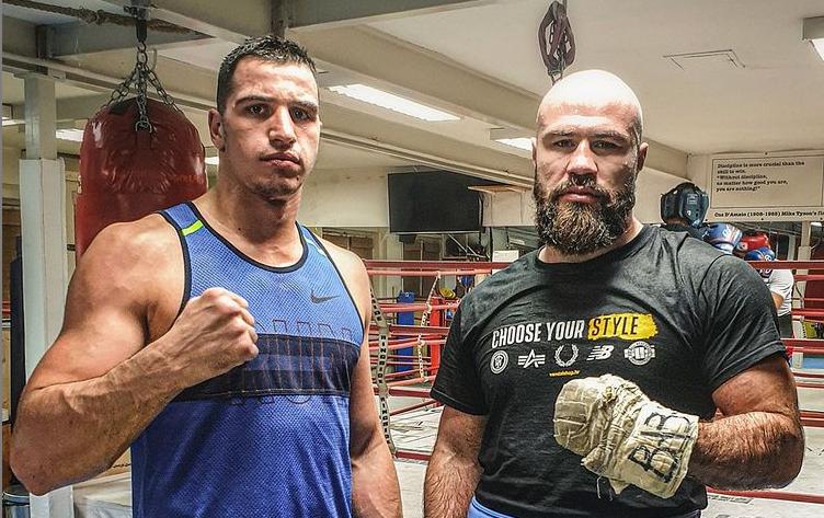 (VIDEO) Brutalan sparing Alena Babića i Marka Miluna, 'Savage' poslao poruku idućem protivniku