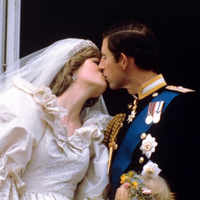 Diana i princ Charles