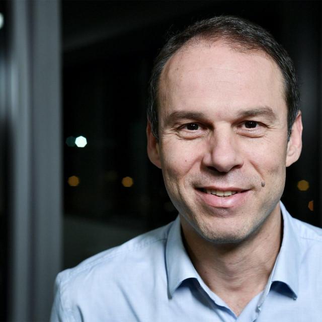 Kostas Nebis, predsjednik uprave Hrvatskog telekoma