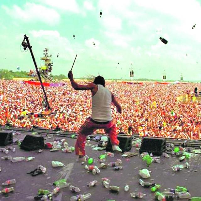 Woodstock '99.
