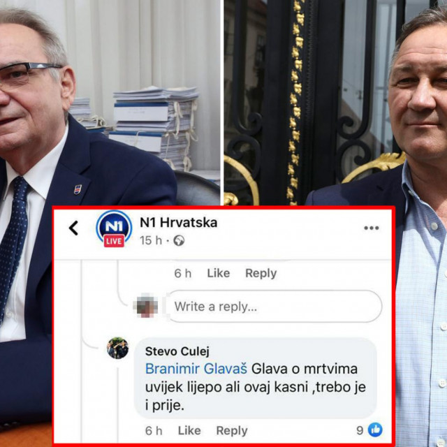 Branimir Glavaš i Stevo Culej