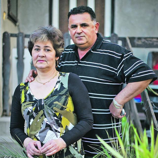 Marko Benković i supruga Marija Tunde