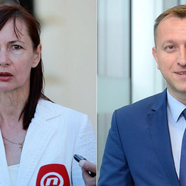 Vesna Vučemilović; Krešimir Bubalo