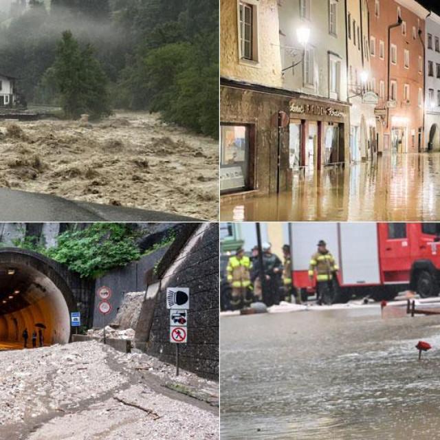 Poplave u Austriji