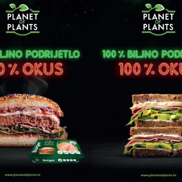 Planet of plants