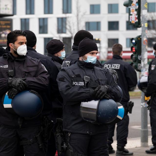 Berlinska policija