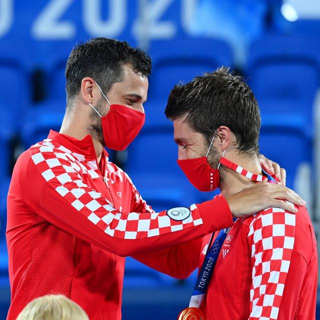 Nikola Mektić i Mate Pavić