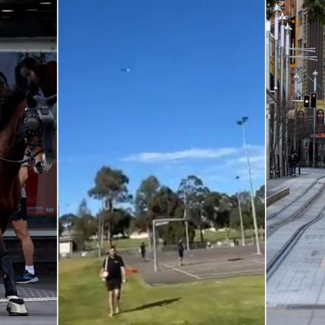 Lockdown u Australiji