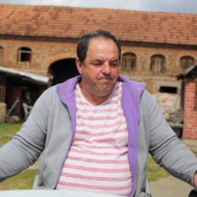 Branko Bojić, udomitelj ubijene Nikoll<br />