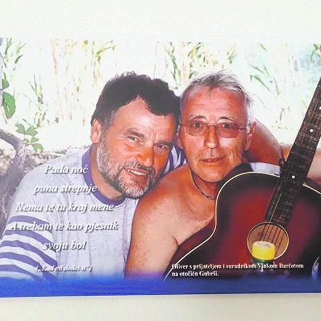 Vinko Barcot i Oliver Dragojević